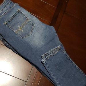 Denizen modern skinny jeans 18